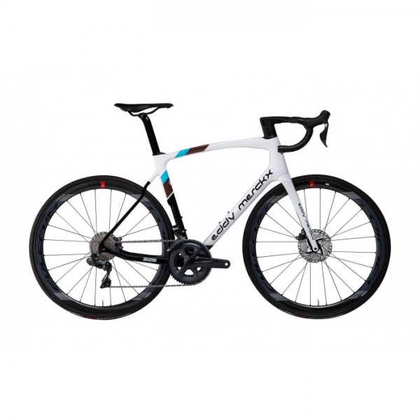 De Eddy Merckx van Andrea Vendrame: Teambike 2020