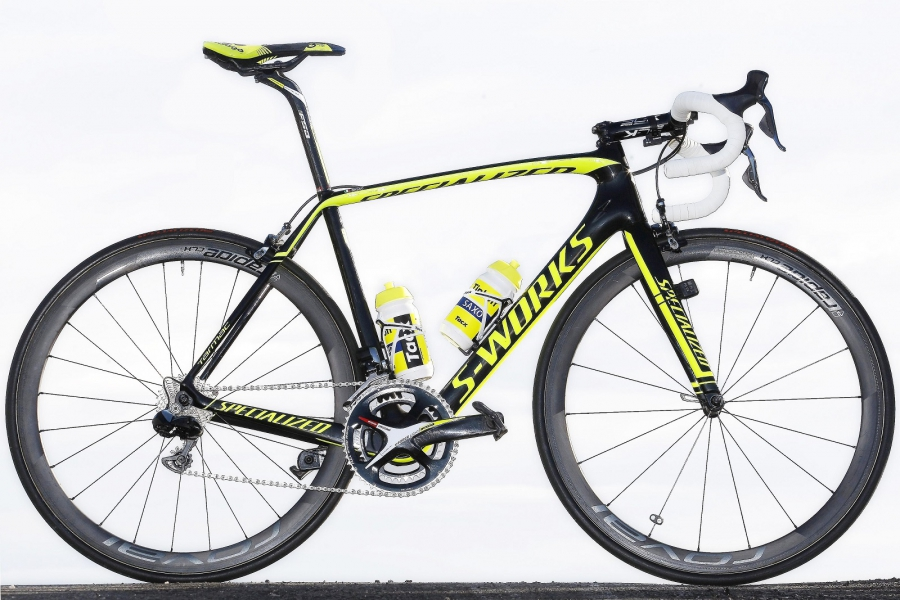 S-Works van peter Sagan