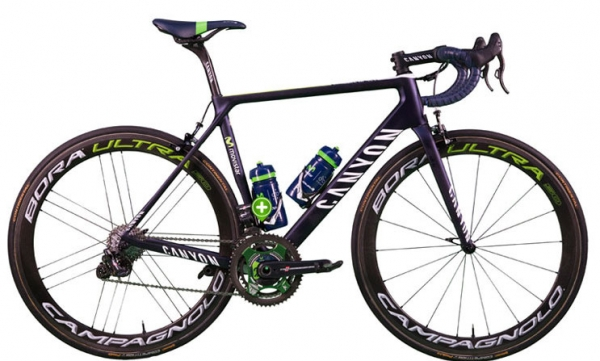 Canyon Team Movistar Valverde